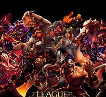 League of Legends 2 by Paula12