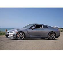 2014 Nissan GTR Sports Coupe Photographic Print