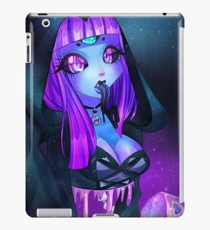 Glitter blood iPad Case/Skin