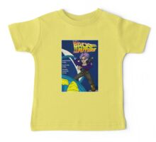 Back From The Future Baby Tee