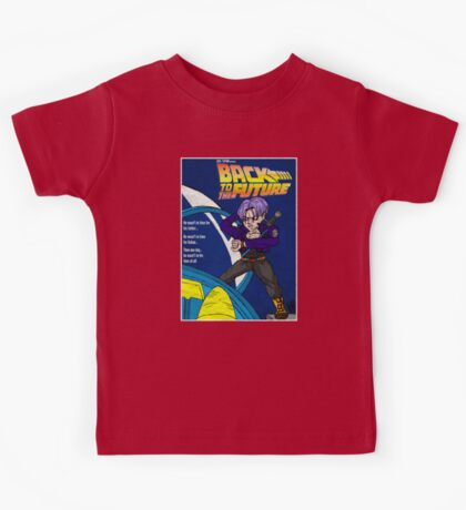 Back From The Future Kids Tee
