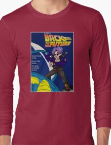 Back From The Future Long Sleeve T-Shirt