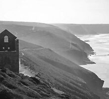 Wheal Coates .....................Towanroath Engine House by Lucan  Netley (LDN Photoart)