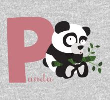 p for panda Kids Clothes