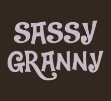 Sassy Granny Grandmother by TheShirtYurt