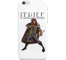 Dungeons and Dragons - the thief iPhone Case/Skin