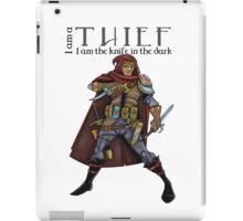 Dungeons and Dragons - the thief iPad Case/Skin