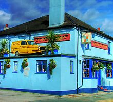 "The Duke Of York, Windsor - ""Del Boy"" Solves the Parking Problem !! by Colin J Williams Photography"