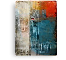 Lonely Girl  Canvas Print