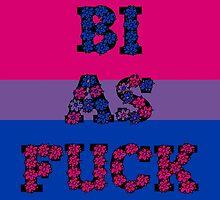 BI AS FUCK by idafreja