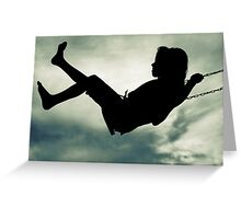 To Fly Greeting Card