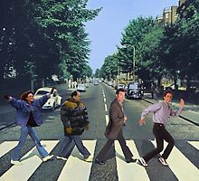 Abbey Road by Nick Mitchell