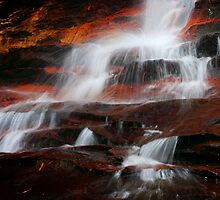 Weeping Rock. by Andy Newman