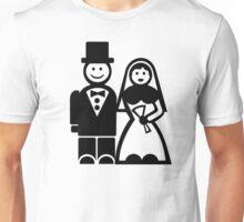 Wedding couple Unisex T-Shirt