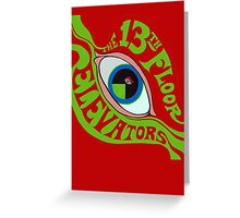 13th Floor Elevators T-Shirt Greeting Card
