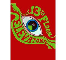 13th Floor Elevators T-Shirt Photographic Print