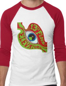 13th Floor Elevators T-Shirt Men's Baseball ¾ T-Shirt