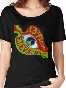 13th Floor Elevators T-Shirt Women's Relaxed Fit T-Shirt