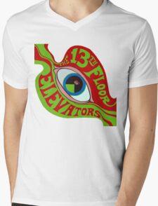 13th Floor Elevators T-Shirt Mens V-Neck T-Shirt