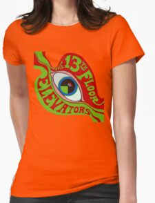 13th Floor Elevators T-Shirt Womens Fitted T-Shirt