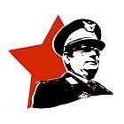 Josip Broz Tito Jugoslavija  by SofiaYoushi