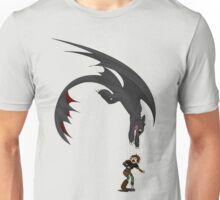Dragon Pounce Unisex T-Shirt