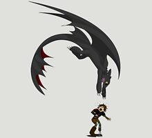 Dragon Pounce Unisex T-Shirt