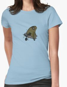 Spitfire Butterfly Womens Fitted T-Shirt