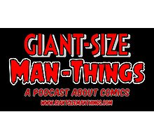 Giant-Size Man-Things: The T-shirt Photographic Print