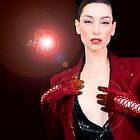 Nyree Cabaret Song Bird © shhevaun.com 2009 by Shevaun Steffens