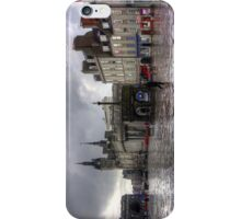 Aberdeen in the rain iPhone Case/Skin