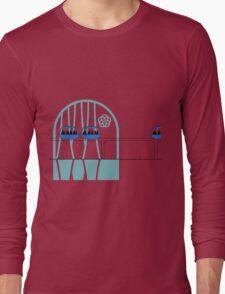 Lake Buena Vista Peoplemover Long Sleeve T-Shirt