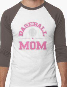 Baseball Mom Men's Baseball ¾ T-Shirt