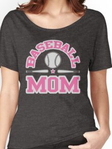 Baseball Mom Women's Relaxed Fit T-Shirt
