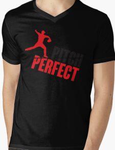 Pitch perfect Mens V-Neck T-Shirt