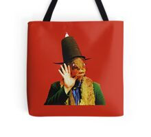 Captain Beefheart Trout Mask Replica Tote Bag