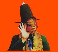 Captain Beefheart Trout Mask Replica by lamusica