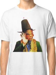 Captain Beefheart Trout Mask Replica Classic T-Shirt