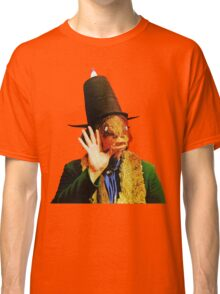 Captain Beefheart Trout Mask Replica Classic T-Shirt