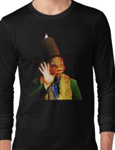Captain Beefheart Trout Mask Replica Long Sleeve T-Shirt