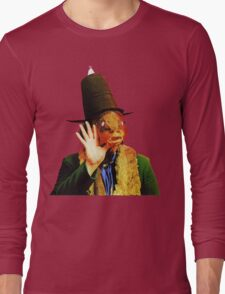 Captain Beefheart Trout Mask Replica Long Sleeve T-Shirt
