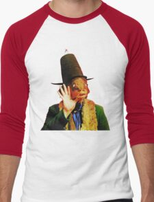 Captain Beefheart Trout Mask Replica Men's Baseball ¾ T-Shirt