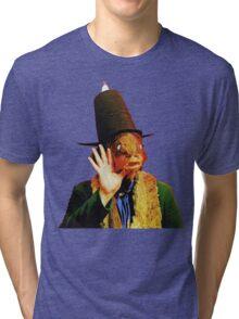 Captain Beefheart Trout Mask Replica Tri-blend T-Shirt