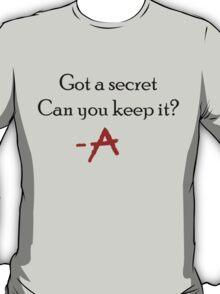 Pretty little liars T-Shirt
