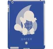 Pokemon Type - Water iPad Case/Skin