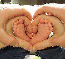 We Heart Baby by Amber Elizabeth Lamoreaux