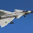 SAAB AJS 37 Viggen 37098/52 SE-DXN by Colin Smedley