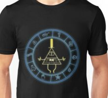 """Bill's Wheel"" from Gravity Falls Unisex T-Shirt"