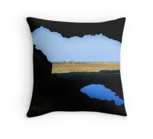 The Ant Eater Throw Pillow