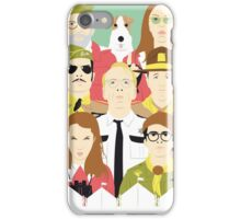Time For Love And Adventure (Faces & Movies) iPhone Case/Skin